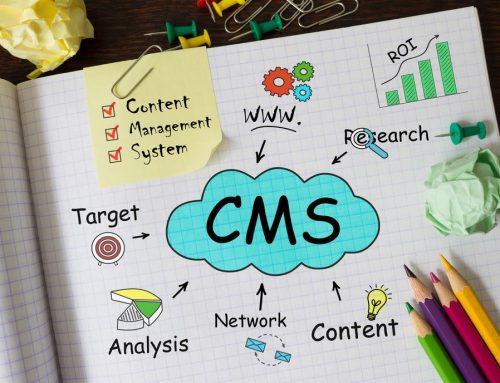 نظام إدارة المحتوى CMS