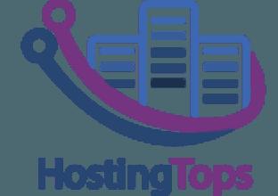 HostingTops – أقوى الاستضافات Retina Logo