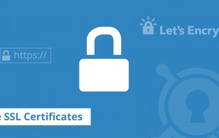شهادة مجانية SSL Let's Encrypt