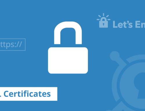 الحصول على شهادة SSL مجانية من موقع Let's Encrypt