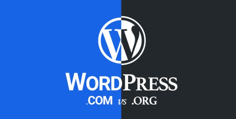 ما الفرق بين سكربت ووردبريس وموقع WordPress.com؟ وما هي استخدامات كلًا منهما؟